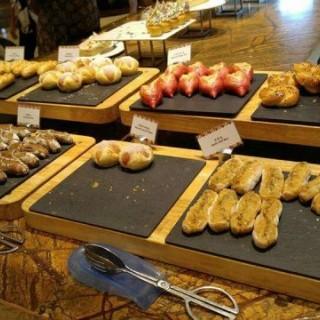 麵包好多款,好靚 -  dari Festiva (路氹城) di  |Macau
