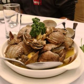 柠檬蛤蜊 -  dari Restaurante ESCADA (新馬路) di 新馬路  Macau