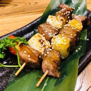 dari Daruma Cafeteria (筷子基) di 筷子基 |Macau