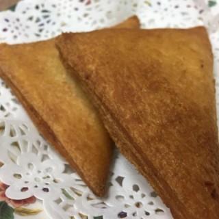 咖哩吞拿魚角 -  dari Hei Lin Cafe (氹仔舊城區) di 氹仔舊城區 |Macau