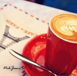 Caffe Latte -   / Cafe de Paris (Bukit Bintang)|Klang Valley