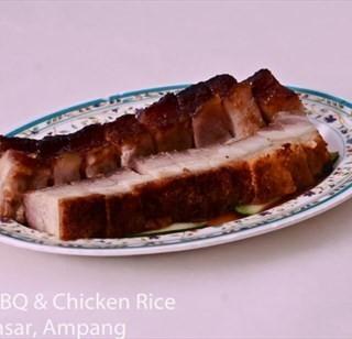 Signature Roasted Pork (Char Siew) -  Ampang / 媽子燒臘 (Ampang)|Klang Valley