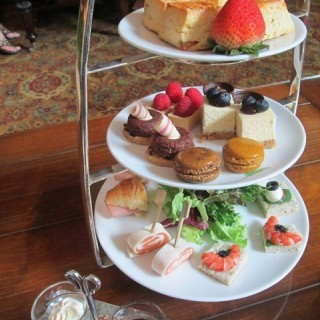 English Afternoon Tea - Newton's The Lobby Bar (Newton)|Singapore