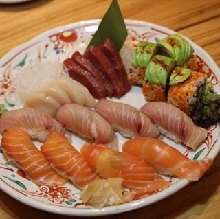 Sashimi combination -   / 瀧 (Boat Quay)|Singapore