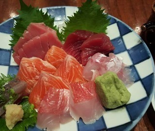 Sashimi Specialty of The Chef (Assorted Sashimi) -  Orchard / Suju Japanese Restaurant (Orchard)|Singapore