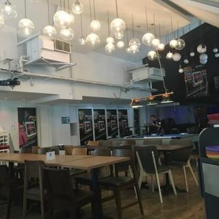 / Second Storey Cafe Bar (East Coast Park)|Singapore