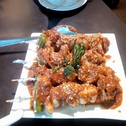 Vegetarian Satay - 靈芝 - Vegetarian - 諾維娜 - Singapore