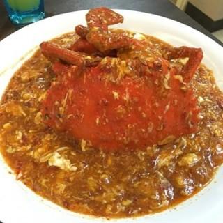 Chilli crab -  Ang Mo Kio / 龍海鮮螃蟹王 (Ang Mo Kio)|Singapore
