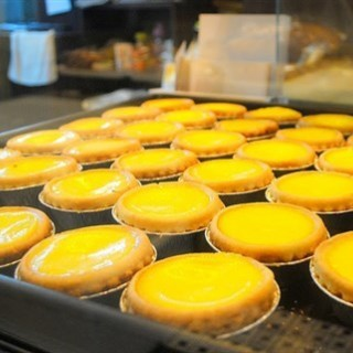 Egg Tart -  Orchard / Tai Cheong Bakery (Orchard)|Singapore