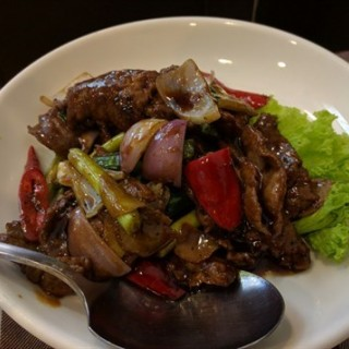 Black Pepper Venison -   / 文東記 (Joo Chiat)|Singapore