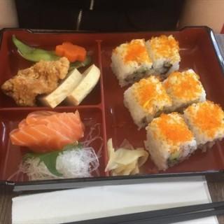 Sashimi & Maki Bento Set - 位於Sengkang的Seiro-San (Sengkang) | 新加坡