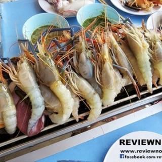 dari Yok Talay Seafood Buffet (บางขุนเทียน) di บางขุนเทียน |Bangkok