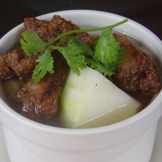 元盅排骨酥湯(每盅40元) -   / 黑皮酥皮肉圓 (布袋鎮)|雲林/嘉義