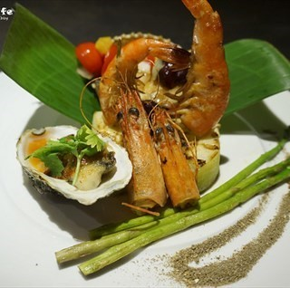 dari Thai panyaki (大安區) di 大安區 |Taipei
