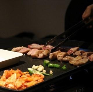 位於的新沙洞韓國烤肉신사 (大安區)   台北
