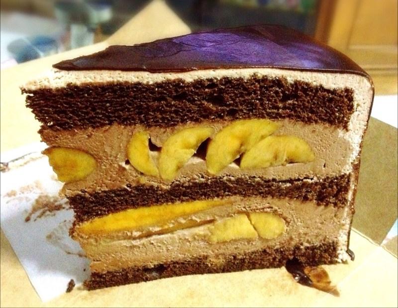 Banana Rum Raisin Cake Recipe