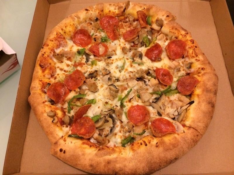 phd pizza hong kong