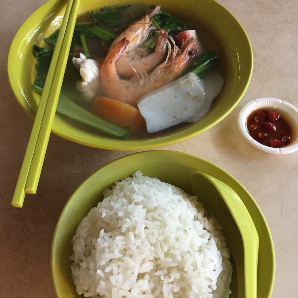 Seafood Soup Rice Ding Xiang Fish Soup S Photo In Geylang Singapore Openrice Singapore